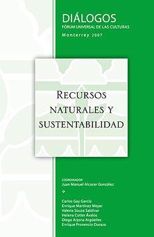 Recursos naturales y sustentabilidad
