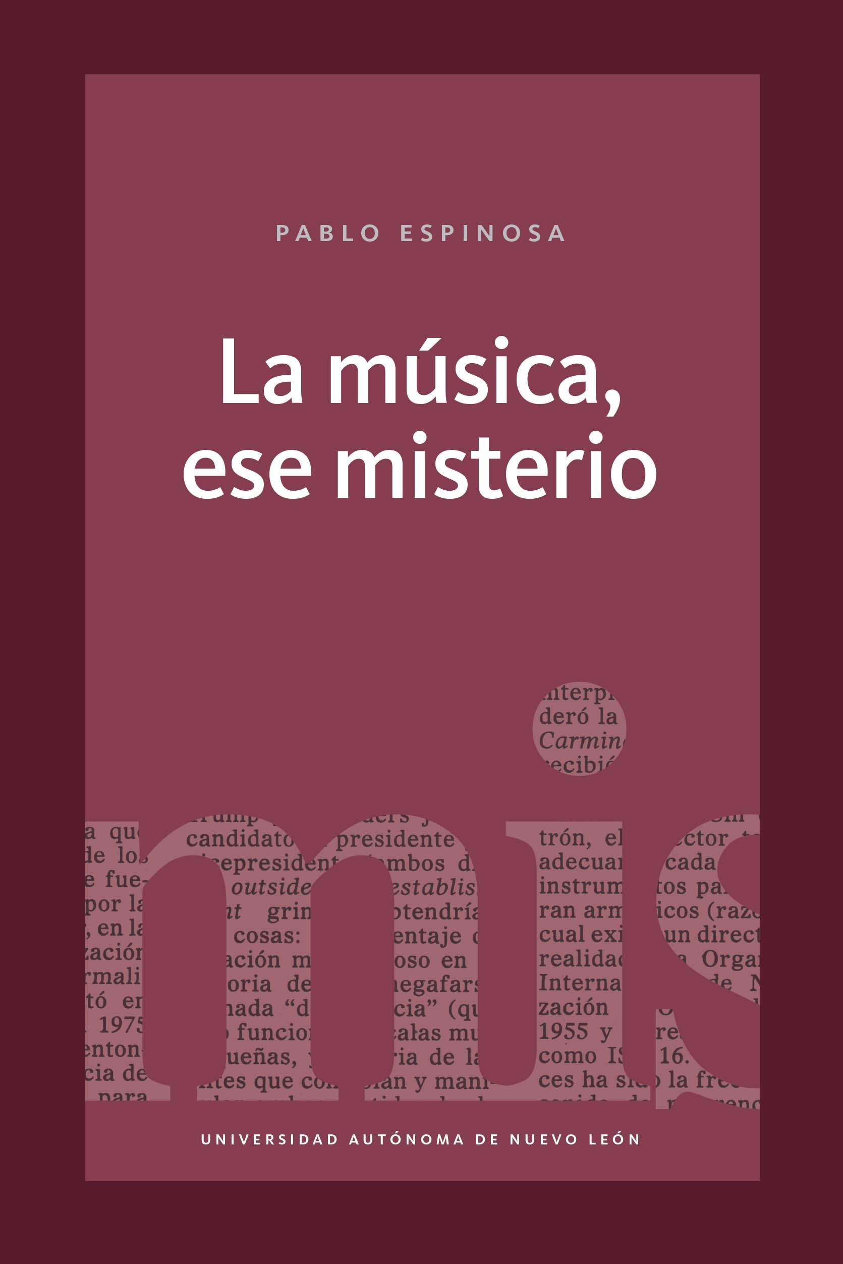 La música, ese misterio